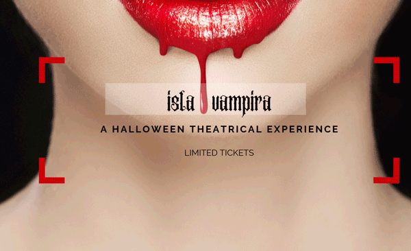 B2 Productions: Isla Vampira /San Diego Halloween Parties