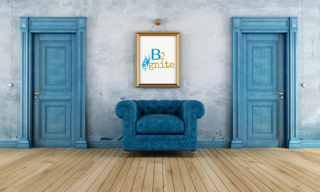 B2 Ignite, Welcome to the Blue Room